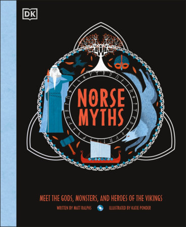 Norse Myths by DK