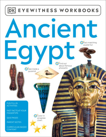 Eyewitness Workbooks Ancient Egypt by DK