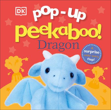 Pop-Up Peekaboo! Dragon by DK