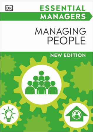 Essential Managers Managing People by DK