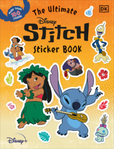 The Ultimate Disney Stitch Sticker Book