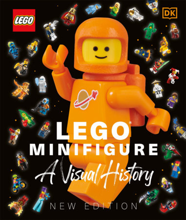 LEGO® Minifigure A Visual History New Edition by Gregory Farshtey and Daniel Lipkowitz