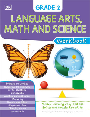 DK Workbooks: Language Arts Math and Science Grade 2 by DK