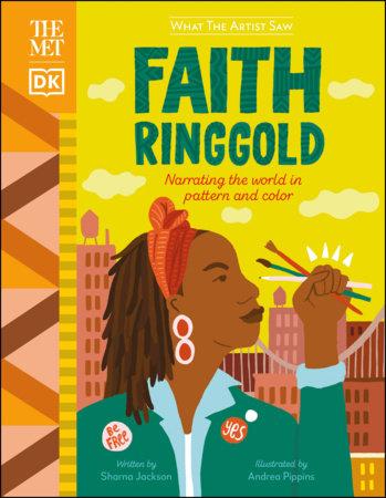 The Met Faith Ringgold by Sharna Jackson