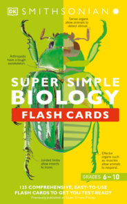 Super Simple Flashcards Biology