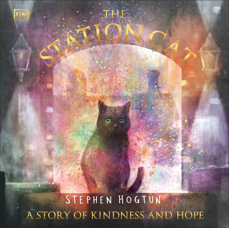 The Station Cat by DK