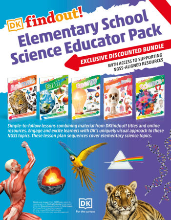 DKfindout! Elementary Science Pack by DK