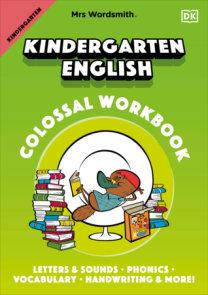 Mrs Wordsmith Kindergarten English Colossal Workbook