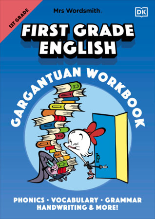 Mrs Wordsmith First Grade English Gargantuan Workbook