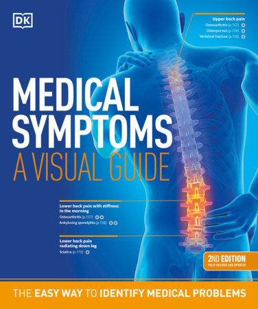 Medical Symptoms: A Visual Guide, 2nd Edition by DK