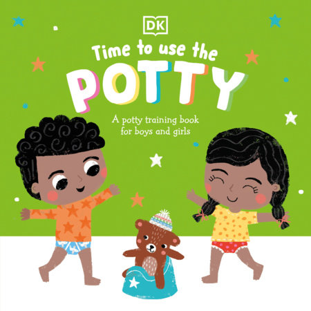 Time to Use the Potty by DK