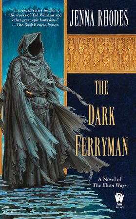 The Dark Ferryman by Jenna Rhodes
