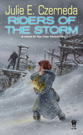 Riders of the Storm by Julie E. Czerneda