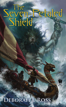 The Seven-Petaled Shield by Deborah J. Ross