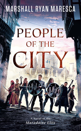People of the City by Marshall Ryan Maresca