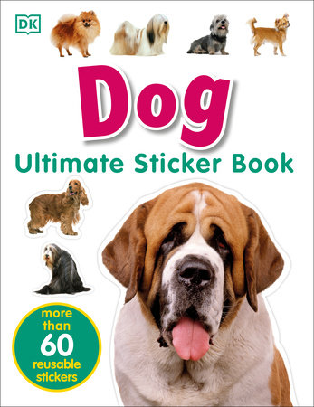 Ultimate Sticker Book: Dog by DK