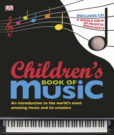 Children's Book of Music by DK