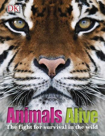 Animals Alive by DK