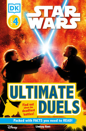 DK Readers L4: Star Wars: Ultimate Duels