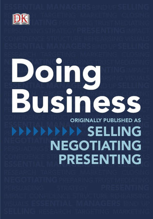 DK Essential Managers: Doing Business by DK