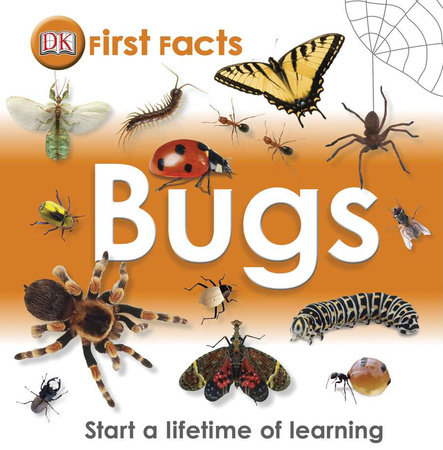 First Facts: Bugs by DK
