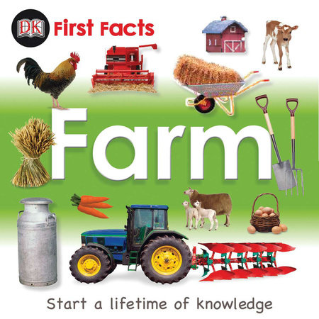 First Facts: Farm by DK