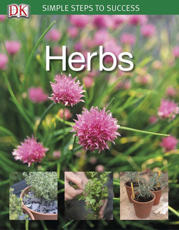 Simple Steps to Success: Herbs by DK