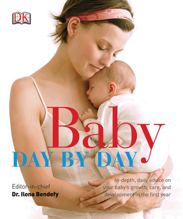 Baby Day by Day by DK