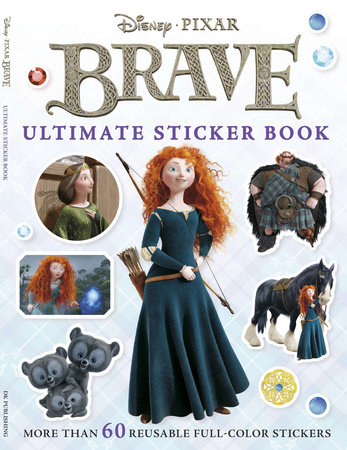 Ultimate Sticker Book: Brave by DK