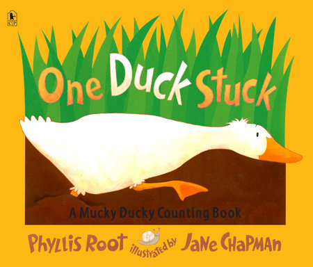 One Duck Stuck Big Book by Phyllis Root