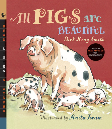 All Pigs Are Beautiful with Audio by Dick King-Smith