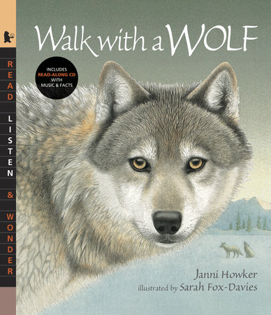 Walk with a Wolf with Audio