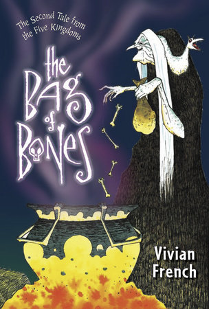 The Bag of Bones by Vivian French