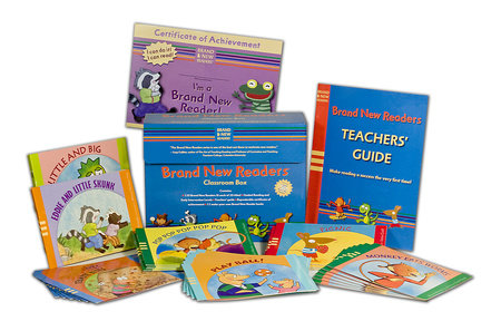 The Brand New Readers Classroom Box by Various