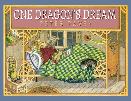 One Dragon's Dream by Peter Pavey