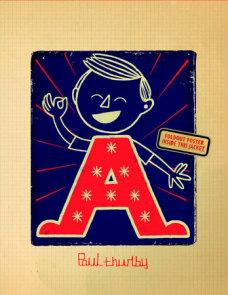 Paul Thurlby's Alphabet