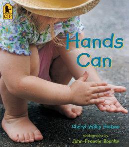 Hands Can Big Book