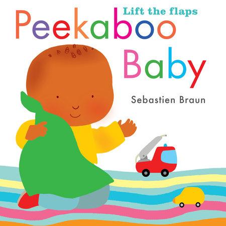 Peek-a-Boo Baby by Sebastian Braun