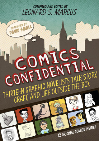 Comics Confidential by