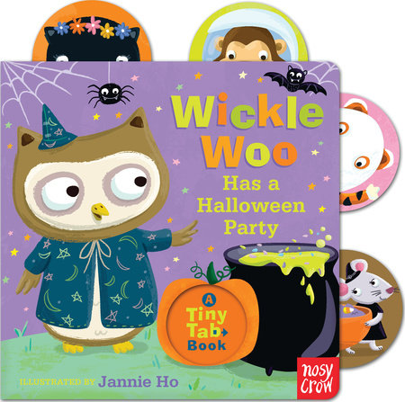 Wickle Woo Has a Halloween Party by Nosy Crow