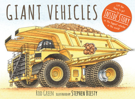 Giant Vehicles by Rod Green