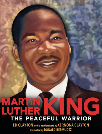 Martin Luther King by Ed Clayton