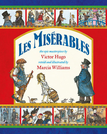 Les Misérables by Marcia Williams