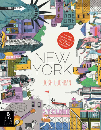 Inside and Out: New York by Josh Cochran