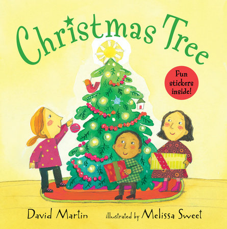 Christmas Tree by David Martin