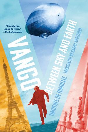 Vango by Timothee de Fombelle