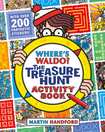 Where's Waldo? The Treasure Hunt by Martin Handford
