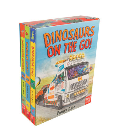 Dinosaurs on the Go! by Penny Dale