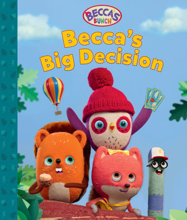 Becca's Bunch: Becca's Big Decision by Jam Media