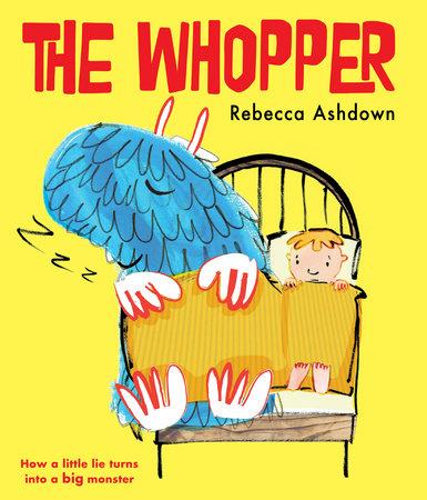 The Whopper by Rebecca Ashdown